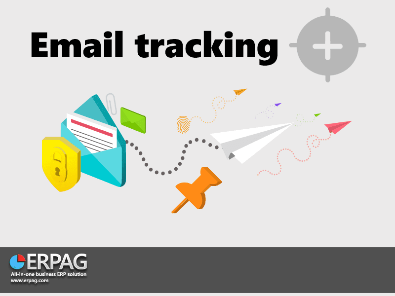 Email-tracking-function-in-ERPAG