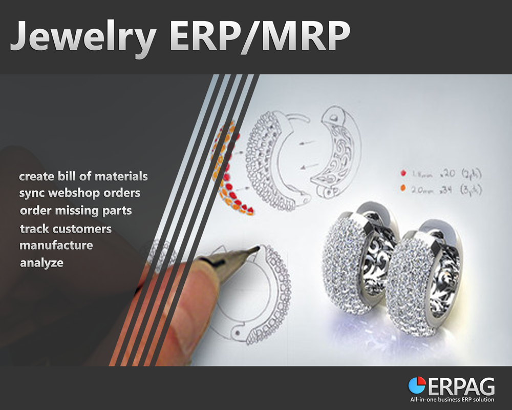 jewelry software ERP